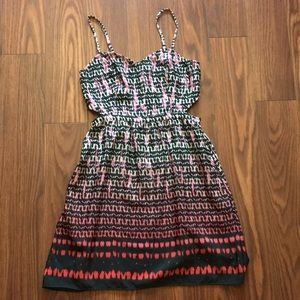 ⭐️ AEO dress Sz 6 Small HAS POCKETS
